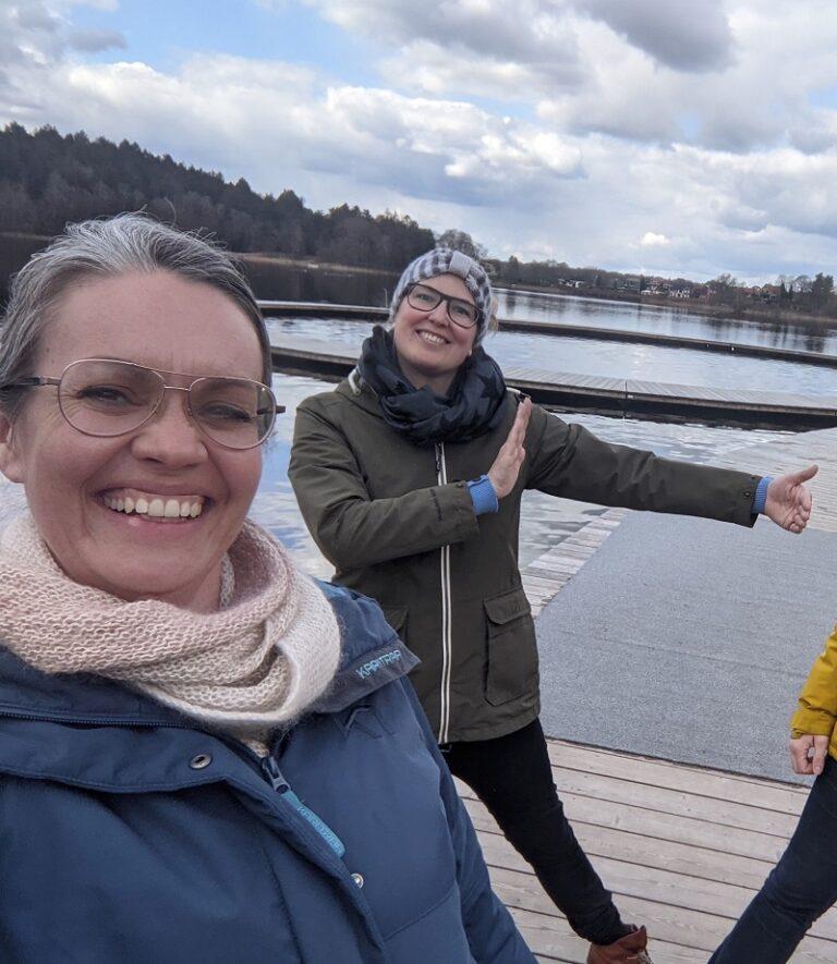Lilli og Katrine fra Vildskab.nu